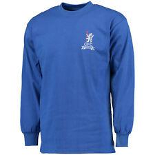 Chelsea 1970 FA Cup Final Retro Football Camiseta Hombre Fútbol Deporte Entrenar