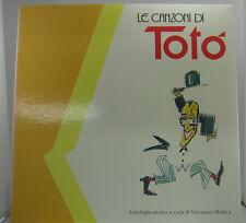Le canzoni di Toto' (Fellini-Crepax-Pratt-Pazienza) # BOX LP Picture Disc + CD
