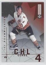 2000-01 Upper Deck Prospects CHL Class #CC4 Jay Bouwmeester Rookie Hockey Card