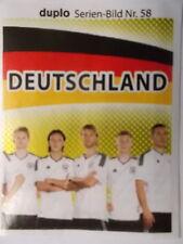 duplo / hanuta 58 EM 2012 Deutschland Team Sticker