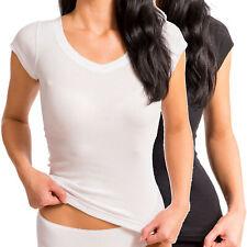efd895b4d0b481 L Damen-Unterhemden aus Baumwolle günstig kaufen | eBay