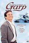 The World According to Garp DVD, Robin Williams, Mary Beth Hurt, Glenn Close, Jo