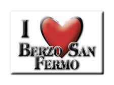CALAMITA LOMBARDIA FRIDGE MAGNET MAGNETE SOUVENIR LOVE BERZO SAN FERMO (BG)