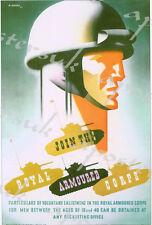 Vintage Scots Guards Recruitment Poster A3//A2 Print