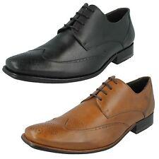 Mens Anatomic Prime Formal Half Brogue Shoes - Guara