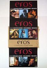 EROS - Kar wai - Soderbergh - Set of 3 FRENCH LC