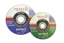 DRONCO CUTTING SLITTING GRINDING DISC 100MM 115MM 125MM 180MM 230MM 300MM 350MM