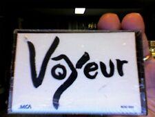 Voyeur- self titled- new/sealed cassette tape