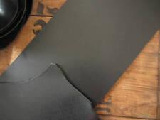 Noir pleine fleur 3-3,5 mm (8-9 oz) légumes pièce de cuir tanné différentes tailles Craft