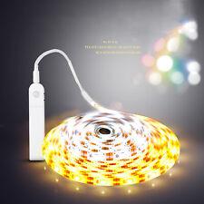 2835 SMD LED Strip Lights IP30 Waterproof Sticky Tape Cabinet Kitchen Lighting