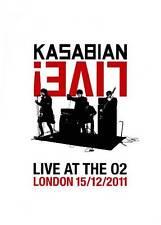Live! Live at the O2 DVD / CD DVD, Kasabian, Kasabian