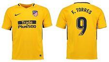 Trikot Nike Atletico Madrid 2017-2018 Away - F. Torres 9 [128 - XXL] Colchonero