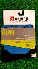 Injinji Run Socks Lightweight No Show Malibu