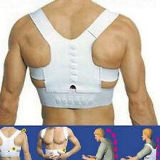 Adjustable Unisex Posture Corrector Belt Magnetic Corset Shoulder Back Brace