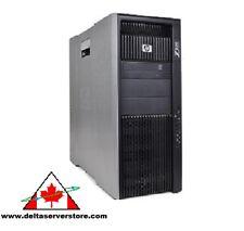 HP Z800 Workstation 2x X5570 2.93Ghz  1Tb Hard Drive , 24Gb RAM to 192Gb RAM