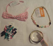 Gymboree Picture Day 1 Barrette Purse Jewelry Bracelet Necklace Headband Choice