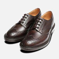 Trickers Bourton Espresso Dainite Shoes