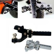 Metal Hitch Trailer Hook for 1:10 SCX10 90046 90047 Traxxas TRX4 RC Crawler Car