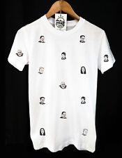 La familia Adams Patrón Camiseta - 90S-Movie Fundido Ropa Unisex Pico