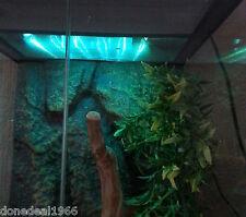RGB COLOUR CHANGE LED STRIP SPIDER SNAKE INSECT TANK LIGHTING KIT