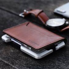 Dango D01 Dapper BiFold Wallet (Made in USA)-  RFID Block