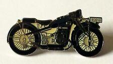 Motorradpin / Badge  BMW R16 schwarz/blau Artikelnr.260