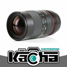 SALE Samyang 100mm f/2.8 ED UMC Macro Lens for Canon EF Mount