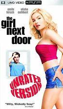 The Girl Next Door (UMD, 2006, Unrated)