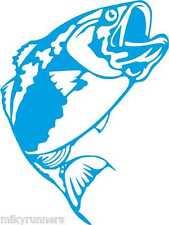 Pesce Fish  Stikers-Adesivo Prespaziato decorazioni stampe auto moto casa