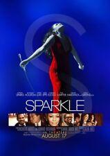 Sparkle - original DS movie poster D/S 27x40 Whitney Houston, Spark,  Final