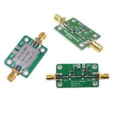 Signal Receiver Low Noise LNA Board Wide Broadband 0.6-60dB RF Amplifier Module