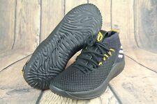 65c379288868 Adidas Dame 4 PE Player Exclusive Mens Basketball Shoes Black Yellow AC7293  SZ