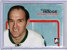 CHARLIE HODGE 04/05 ITG Between the Pipes Goalie #11 SP Update Set Hockey Card