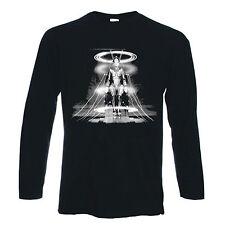 METROPOLIS T-shirt Fritz Lang SCI-FI Classic taglia S-XXL