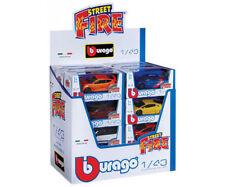 Bburago  Street Fire  Die Cast Metall Modell in 1:43  Auswahl