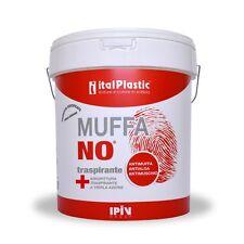 antimuffa MUFFA NO TRASPIRANTE igienizzante bianco 0,75 lt - 13 lt