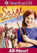 An American Girl: Saige Paints the Sky DVD