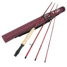 Aventik IM8 Carbon Fly Fishing Rod 3/4/5/6/7/8WT Medium Action With Rod Tube