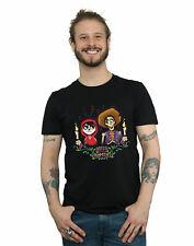 Disney hombre Coco Miguel And Hector Camiseta