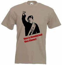 HUGO Chavez T-Shirt-Che Guevara politique socialisme socialiste-Choix de Couleurs