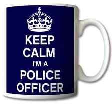 KEEP CALM I'M A POLICE OFFICER CUP/MUG GIFT