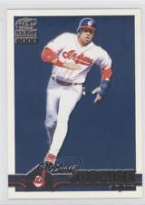 2000 Pacific Paramount #70 David Justice Cleveland Indians Baseball Card