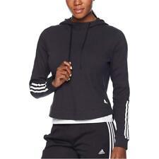 adidas Slim Jacket AOP Sudadera para Mujer, Color Negro