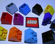LEGO Inverted Slope 45° 2x2 Bricks (Packs of 8 ) - Choose Colour NEW Design 3660