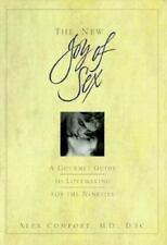 The New Joy of Sex, Comfort, Alex, Good Condition, Book