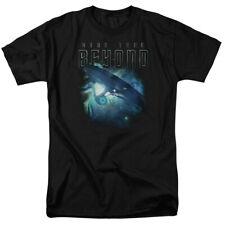Star Trek Beyond Movie Starship Voyage Adult Licensed Tee Shirt Sizes S-3XL