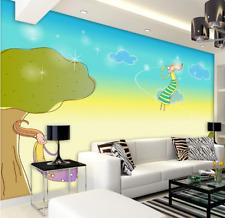 3D Pays De Rêve 1 Photo Papier Peint en Autocollant Murale Plafond Chambre Art