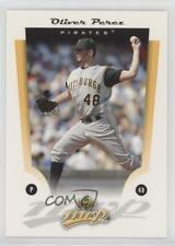 2005 Upper Deck MVP #70 Oliver Perez Pittsburgh Pirates Baseball Card