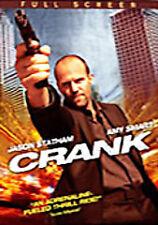 Crank (DVD, 2007) Jason Statham