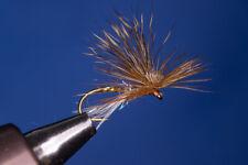 Fliegentom mouche sèche 3 pièces - Mercer's Missing Link marron